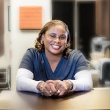 Patricia - Receptionist
