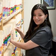 Veronica - Receptionist & Insurance Coordinator